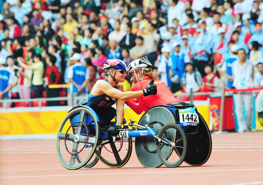 Beijing Paralympics Disability Sports-31